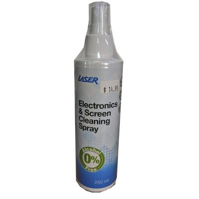 Laser Electronics & Screen Cleaning Spray