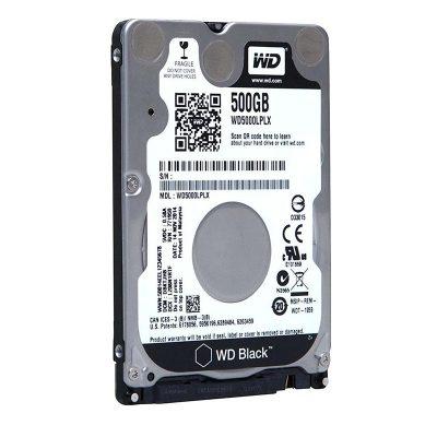 WD Black 2.5 500GB HDD