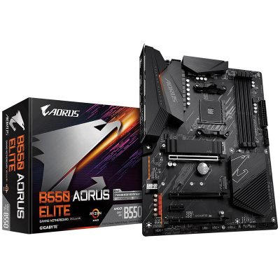 Gigabyte Aorus B550 Elite Gaming Motherboard