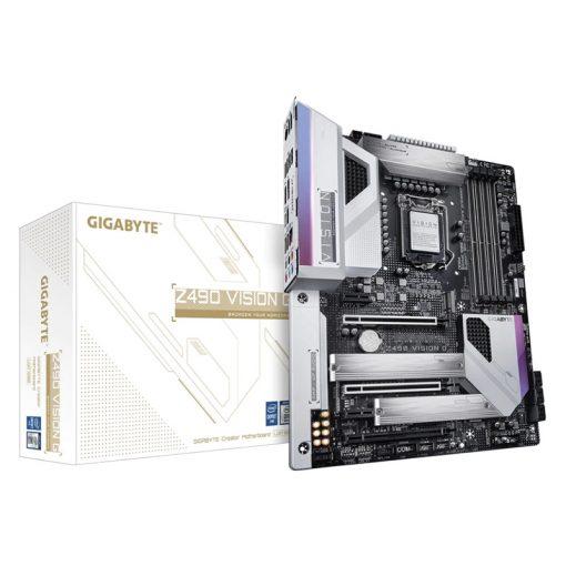 Gigabyte Z490 Vision G Creator Motherboard