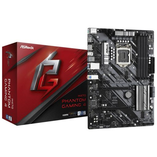 ASRock H470 Phantom Gaming 4 Motherboard