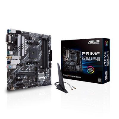 ASUS Prime B550M-A (WIFI) Motherboard