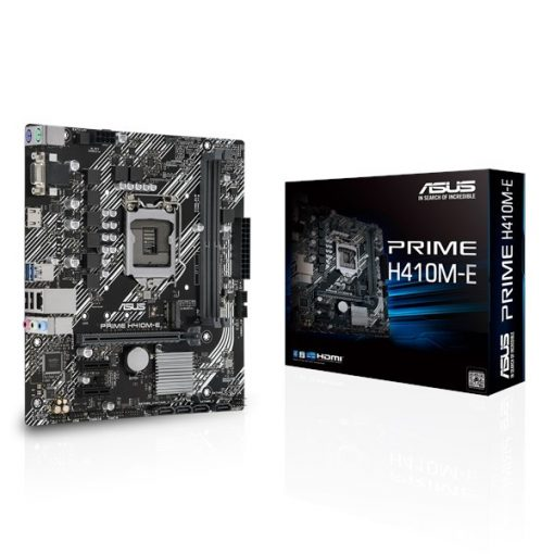 ASUS Prime H410M-E Motherboard