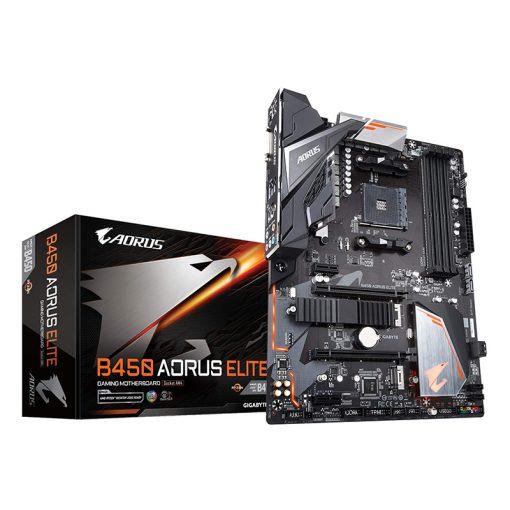 Gigabyte Aorus B450 Elite Motherboard