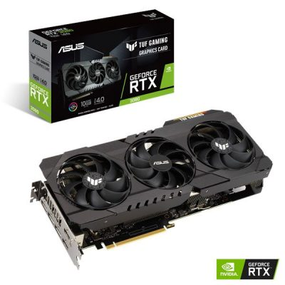 Asus TUF Gaming RTX 3080 OC RGB 10GB Graphic Card