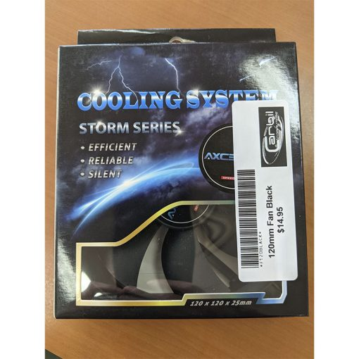 Cooling System Storm Series 120mm Fan