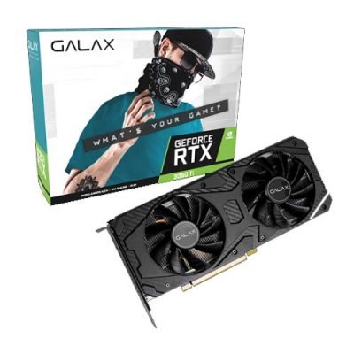 Galax RTX 3060 Ti OC 8GB Graphic Card