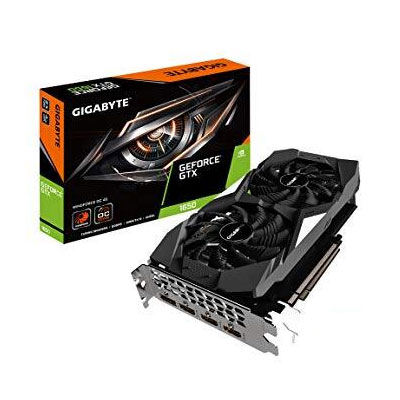 Gigabyte GTX 1650 OC Windforce 4GB Graphic Card