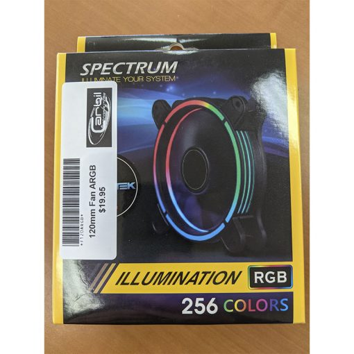 Spectrum Illumination ARGB 120mm Fan