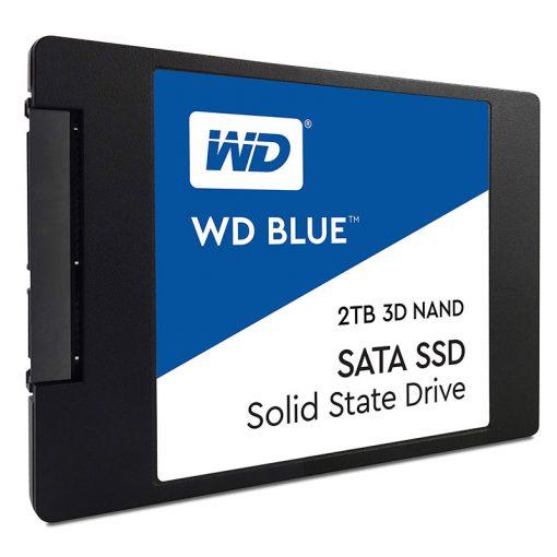 WD Blue 2TB SSD