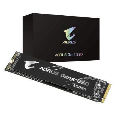 Aorus Gen4 SSD 500GB