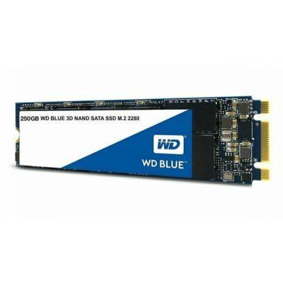 WD Blue 3D NAND SATA SSD M.2 2280 250GB