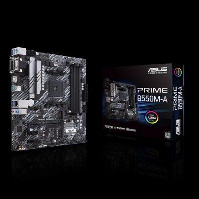 ASUS Prime B550M-A Motherboard
