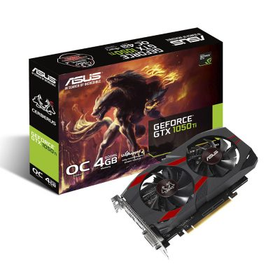 Gigabyte Nvidia Geforce GTX 1050 ti OC 4GB Unplugged Graphic Card