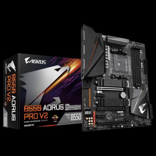 Gigabyte Aorus B550 Pro V2 Motherboard